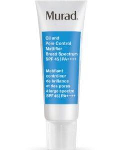 oil and pore
